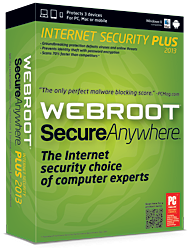 Webroot SecureAnywhere Internet Security Plus (Windows/OS X)