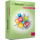 Webroot Secure Anywhere Essentials (1 års licens til 3 PC)